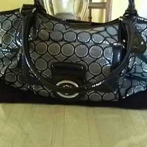 Nine West two handle bag in excellent condition